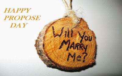 Happy Propose Day Whatsapp DP for Girlfriend