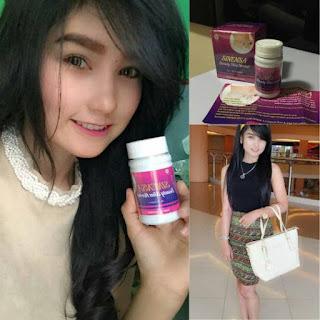 Tubuh Langsing dan Kulit Putih Berkat Suplemen Jamu Sinensa Beauty Slim Herbal Original