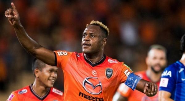 Victor Igbonefo Stabil di Liga Thailand dan Tunggu Panggilan Timnas Indonesia