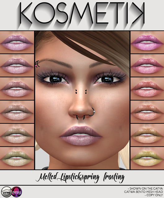 .kosmetik The Makeover Room for April
