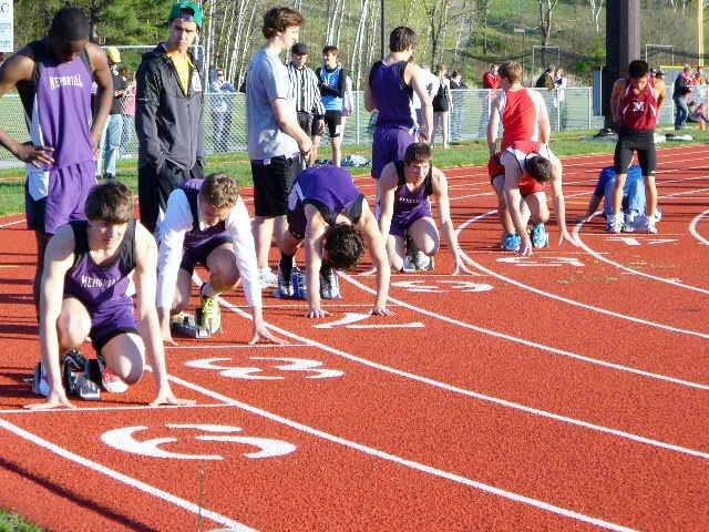 uw stout high school track meet