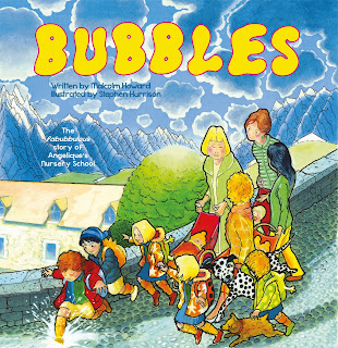Book review Bubbles Malcolm Howard French Village Diaries