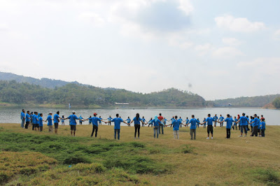 Outbound Waduk Sermo, Paket Outbound Di Waduk Sermo Kulon Progo