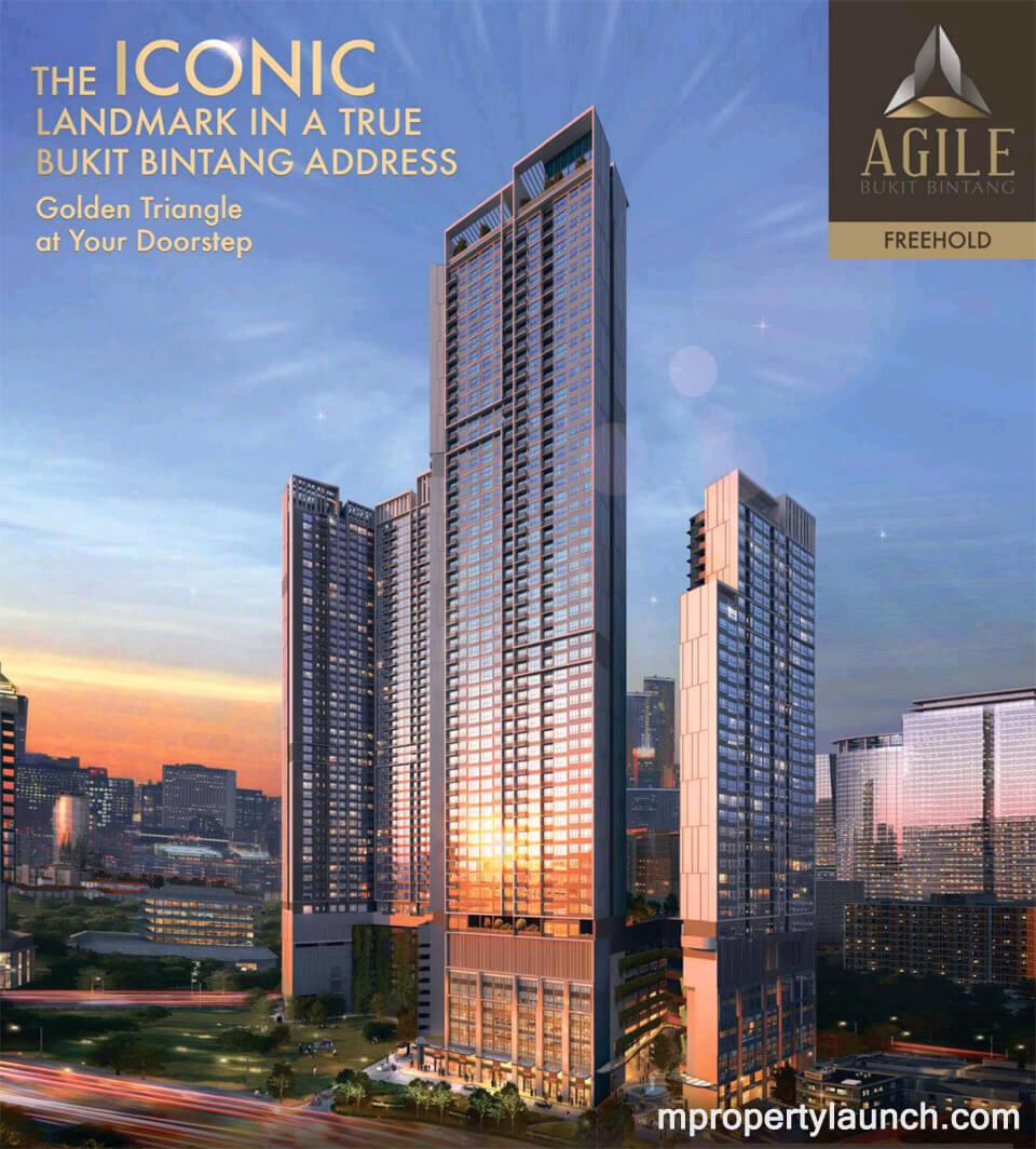 Agile Bukit Bintang Serviced Aparment Kuala Lumpur