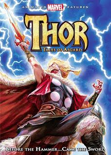 Thor Tales of Asgard (2011) ตำนานของเจ้าชายหนุ่มแห่งแอสการ์ด