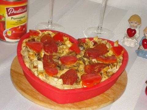 Romantyczna Kolacja Dla Dwojga Danie Główne Kulinarne Pyszności