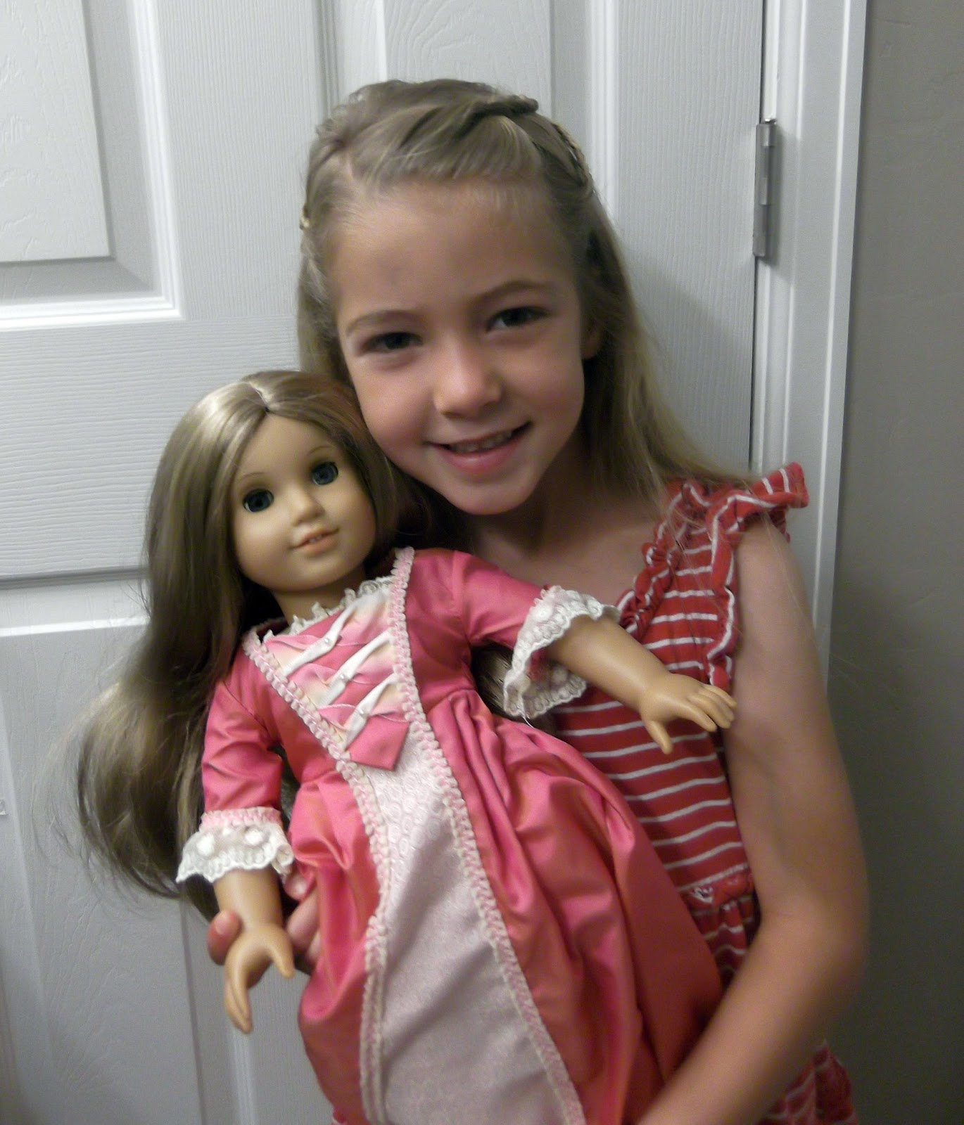 Little Girl Hairstyle Youtube: Little Girls' Hairstyles: How To Do An American Girl Doll