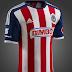 Chivas estrena nueva jersey