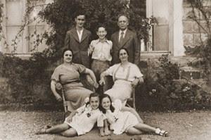 Los judíos sefaradíes durante el Holocausto