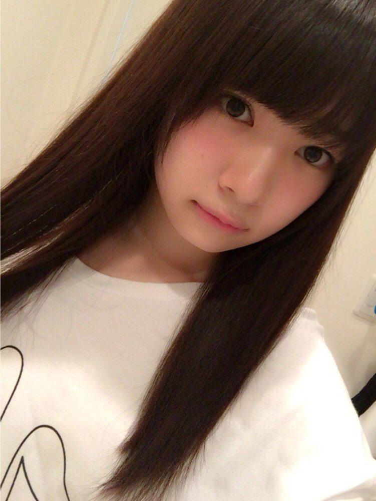 [Twitter]20160818小笠原茉由(超可愛的新髮型)