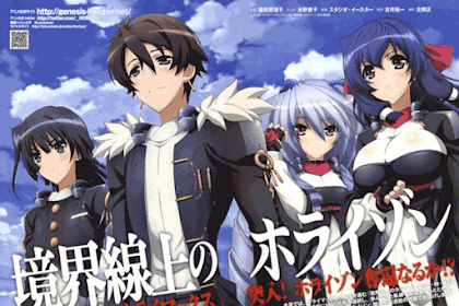 Review dan Sinopsis Kyoukaisenjou no Horizon