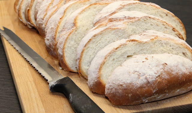 Thermomix Sliced Soft White Bread