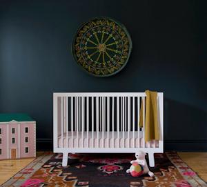 11 desain box tempat tidur bayi minimalis dari kayu