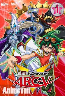 Yu-Gi-Oh! Arc-V -  2014 Poster