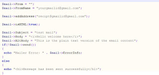 Localhost Se Email Kaise Bheje-Full Detail In Hindi