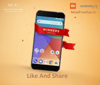 Win Xiaomi Redmi Mi A1