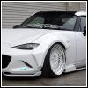 Rallybacker Mazda MX-5 Hardtop