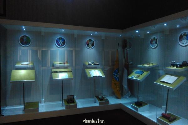 Memorabilia di Museum Sandi Indonesia. demilestari (c)