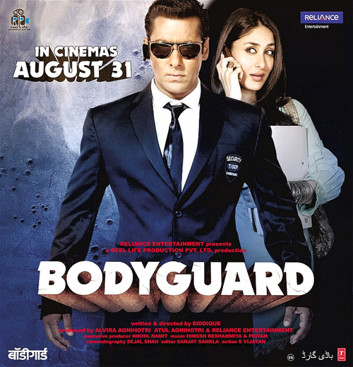 Bodyguard is Salman 6th Highest Grossing film of his career, Co-Actress Kareena Kapoor Khan