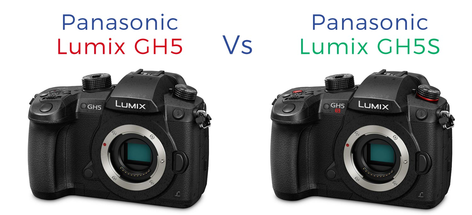 Panasonic Lumix GH5S vs Lumix GH5 Review