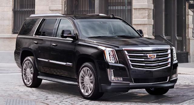 Cadillac, Cadillac Escalade, Lincoln, Lincoln Navigator, Reports