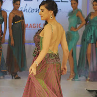 Archana Hot Ramp Walk At IFS 2012 Photo Collection