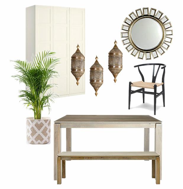 Mood Board - Dining Room Design Plans