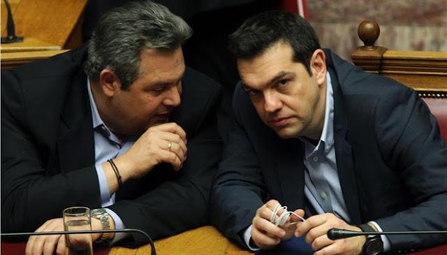 «Λαγός» του Τσίπρα ο Καμμένος για τις πρόωρες εκλογές…