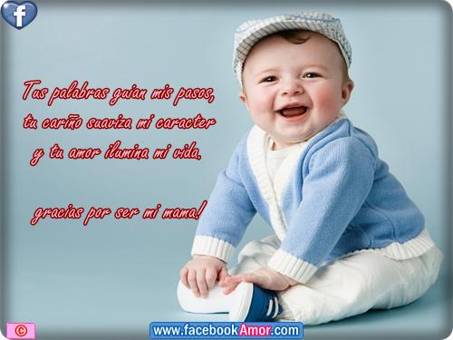 Imagenes De Bebes Con Frases De Amor: Imagenes De Bebe Con Frases A Mama Etiquetar En Facebook