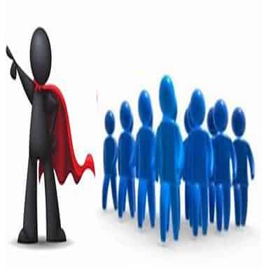 القائد , خرافات عن القائد , أكاذيب عن القيادة , خرافا القيادة , خرافة الإدارة , خرافة رجل الأعمال  ,خرافة القوة , خرافة المعرفة