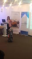 Vidéo- Conférence association Maco Polo-Ibn Batouta Nawal El Moutawakil: 54 secondes ont complètement bouleversé ma vie mais je suis restée ancrées dans mes racines