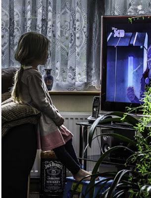 obesidad infantil television