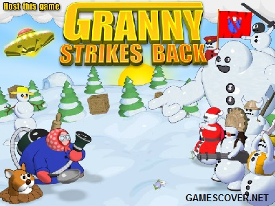Play Granny Strikes Back Online Game