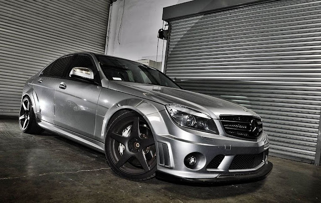 2011 mercedes tecnocraft c63 amg