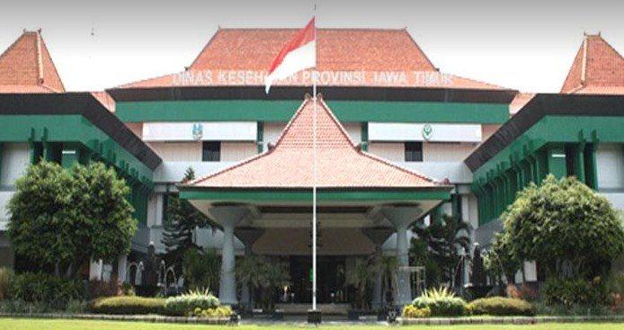 Alamat Dinas Kesehatan Seluruh Indonesia