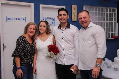 Casamento Comunitário oficializou a união de 19 casais de Registro-SP