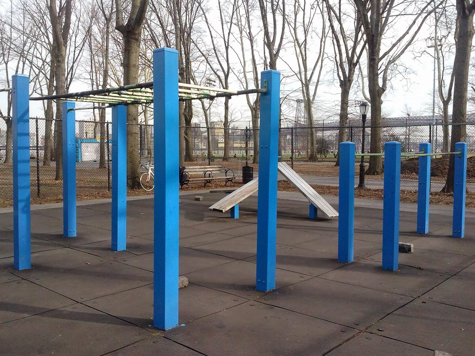 Gymnastics training equipment