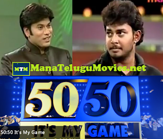 Omkar's 50-50 Game Show with Hero Tanish -15th Jun