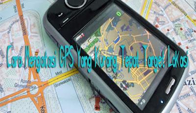 Mengaktifkan GPS
