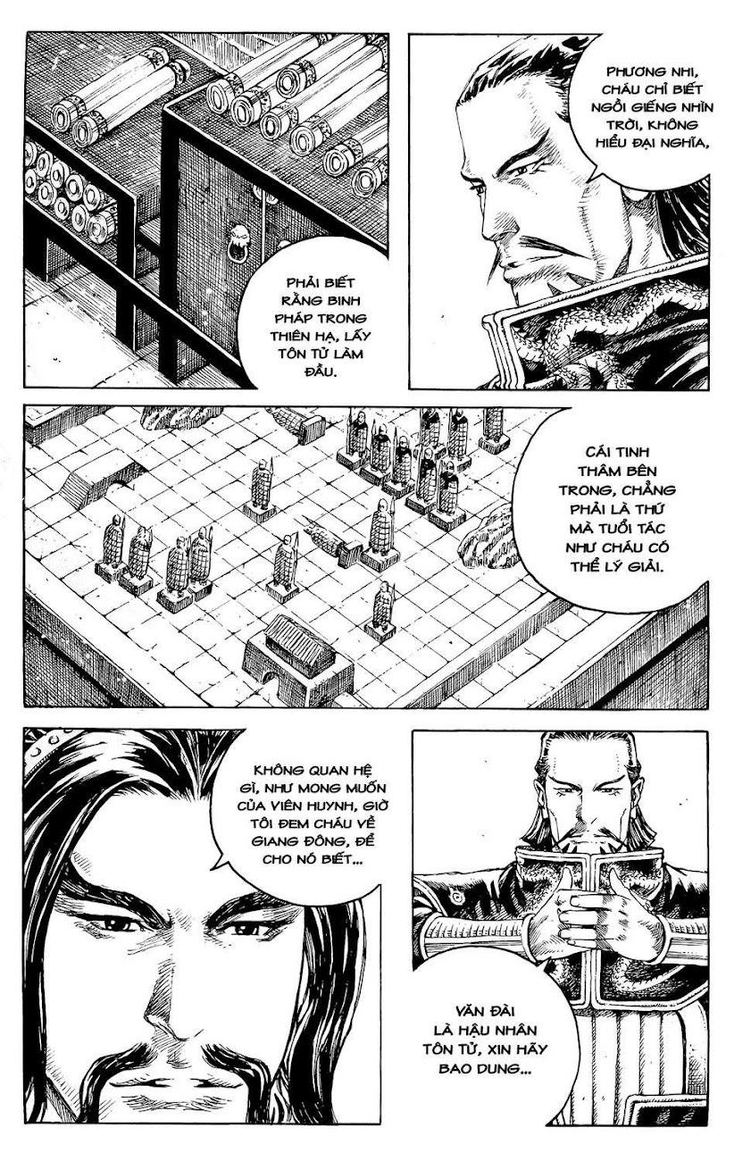 Hỏa phụng liêu nguyên Chương 351: Ma vương hoàn mộng [Remake] trang 5