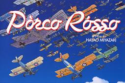 Porco Rosso (1992) - Film Jepang