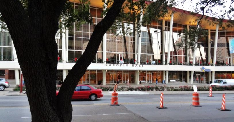 Hobby Center - Bagby St, Houston, Texas - Rated based on 1, Reviews