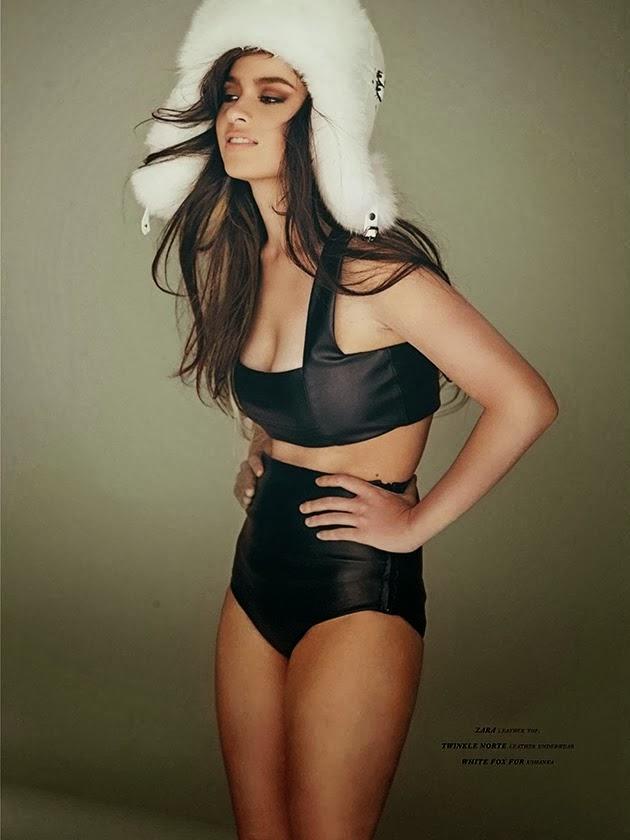 andi eigenmann sexy rogue magazine pics 01