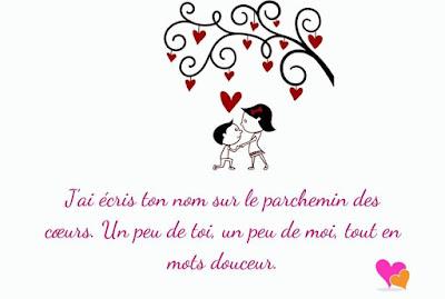 Petit mot d'amour