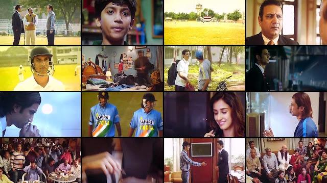M S Dhoni The Untold Story 2016 DVDscr 890MB Screenshot