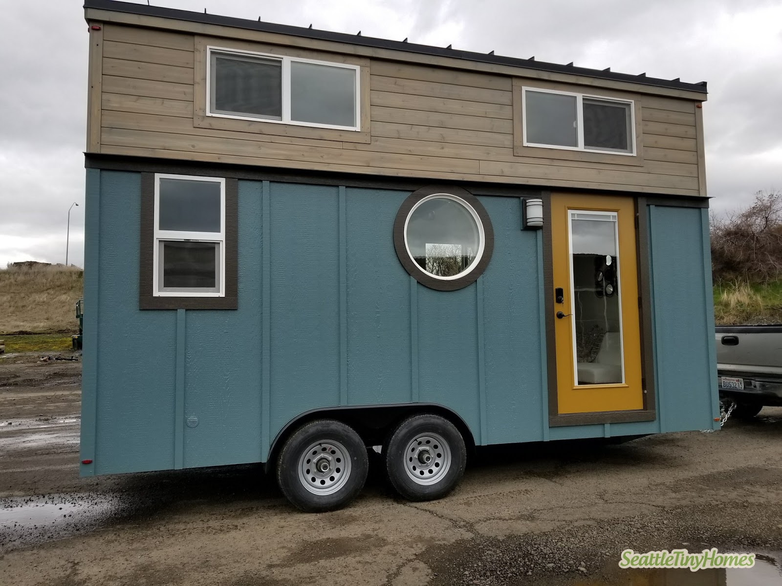 Tiny Home Designs: TINY HOUSE TOWN: Wallingford By Seattle Tiny Homes
