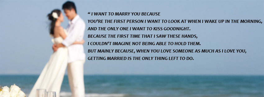 Do You Want To Marry Me Quotes Ausreise Info