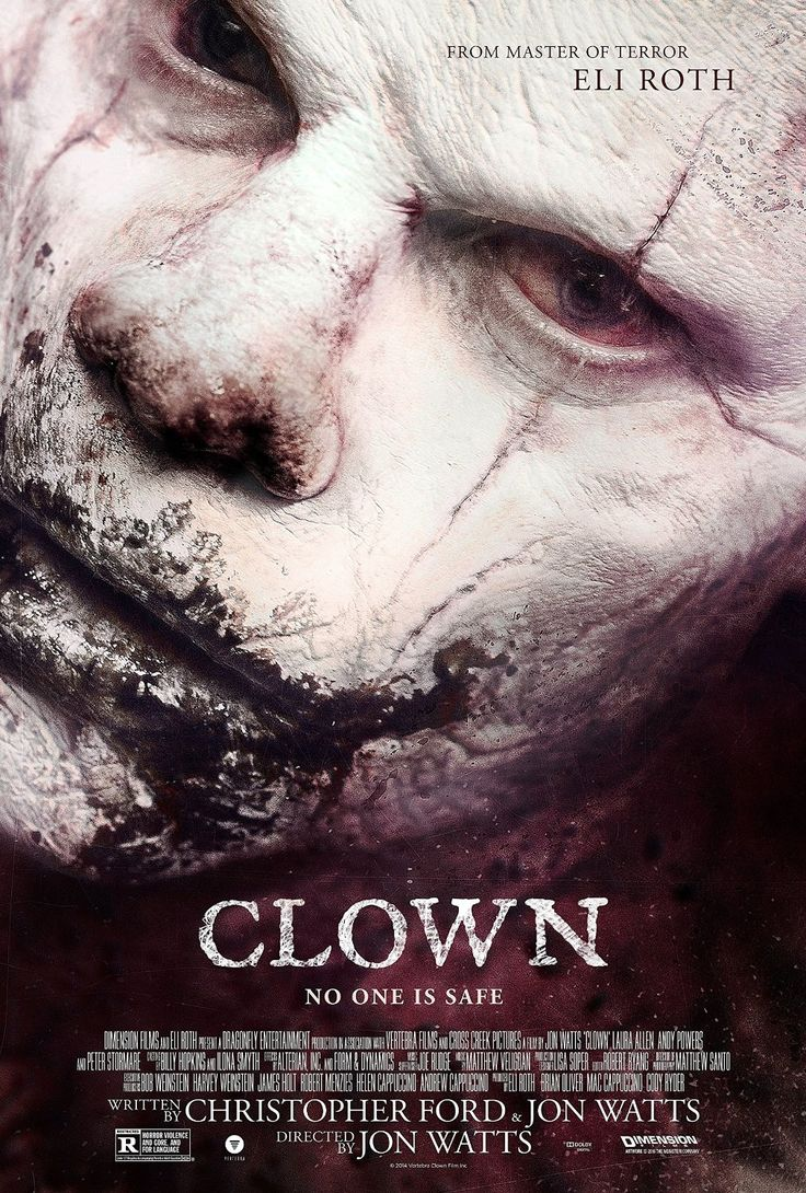 """Movie Review: """"Clown"""" (2016)"""