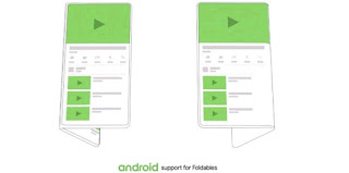 Native Android Support For 'Foldable' Smartphones