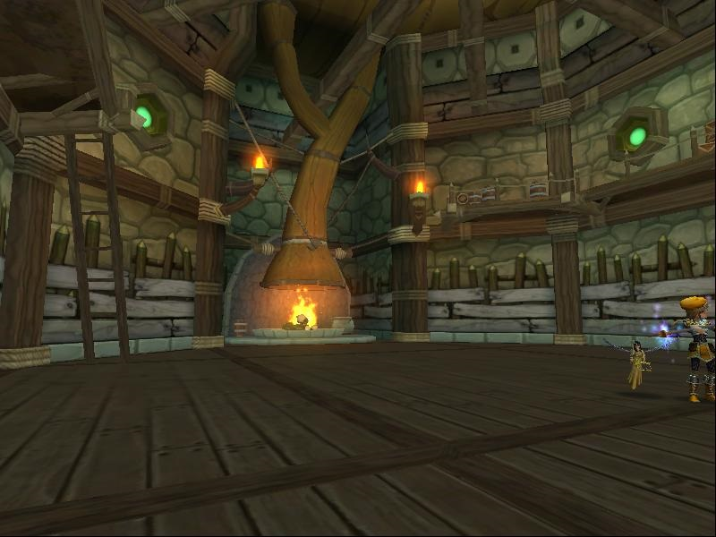 Paige's Page: Wizard101 Test Realm - Housing plus